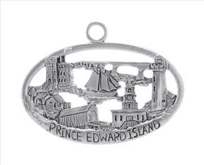 Atlantic Canada / PEI Ornament SC030