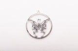 Celtic Butterfly Sm Orn. SC063