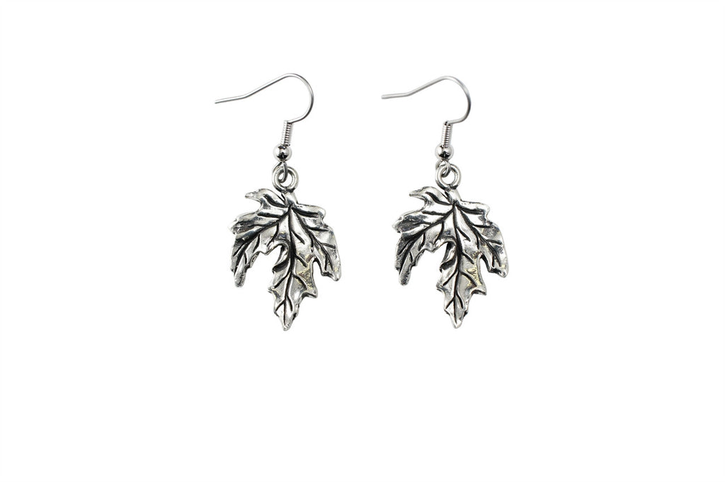 Maple Leaf Earrings E066