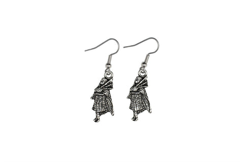 Bagpiper Earrings E068