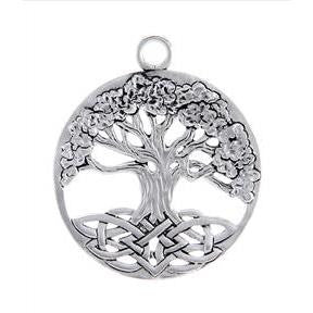 Celtic Tree of Life Orn SC001