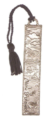 New Brunswick Tassel Bookmark BO-3047