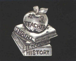 #1 Teacher Pin JP-216