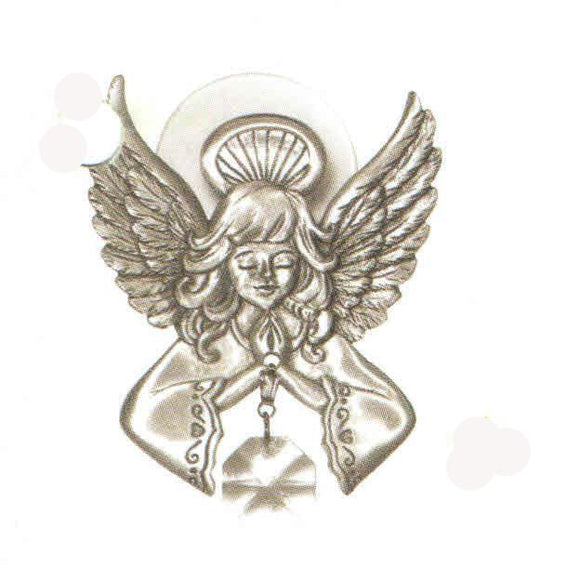 Angel Suncatcher SUC-51