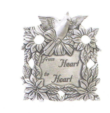 """From Heart to Heart"" Charm"