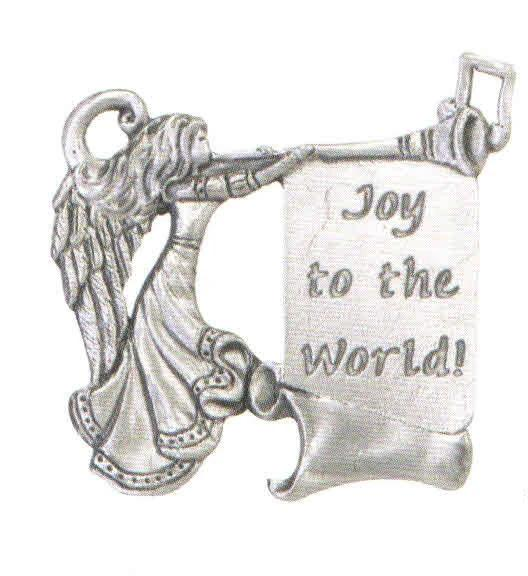 "Angel ""Joy to the World"" Charm CC-210"