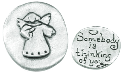 Somebody is Thinking of You Token 12pk ATP-12