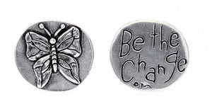 Be The Change Token (12pk) ATP-31