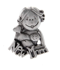 New MOM Pin JP-365