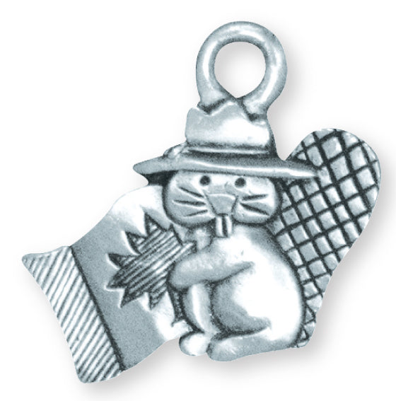 BEAVER LATCH KEYCHAIN KC-1025