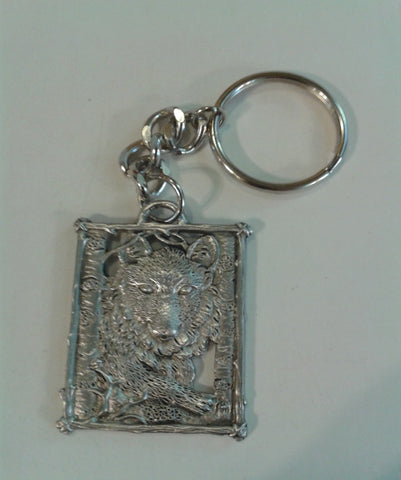 Wolf P.A.T. Keychain KC-1074