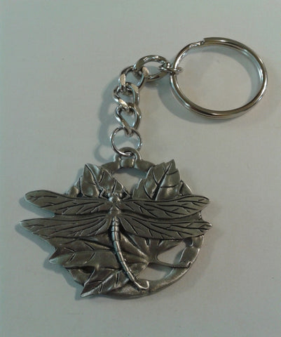 Dragonfly P.A.T. Keychain