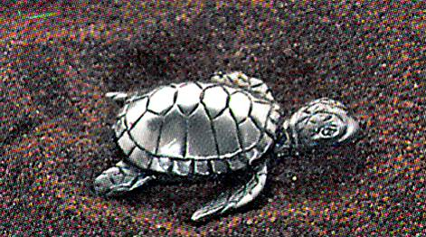 Miniature Turtle Figurine MIN-15