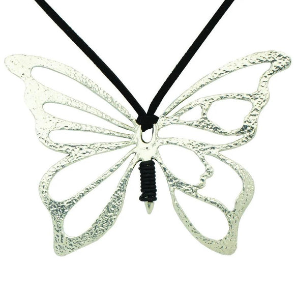 Butterfly Fashion Pendent P034