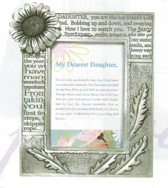 Daughter/Daisy 2x3 frame PF-1342