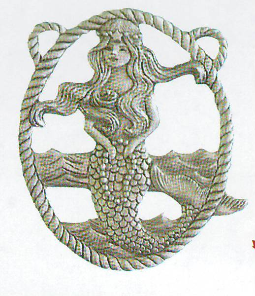 Mermaid Ornament SC-404S