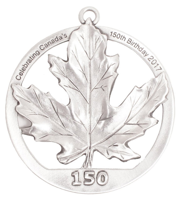 C150 Maple Leaf Ornament SC118