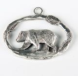 Winter Solstice Bear Ornament SC157