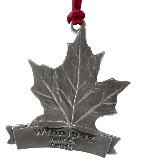 Maple Leaf Ornament SCC-1429S
