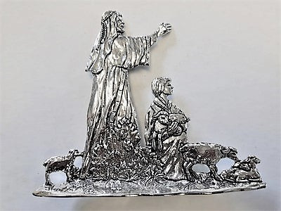 Shepherds Standing Ornament RE013