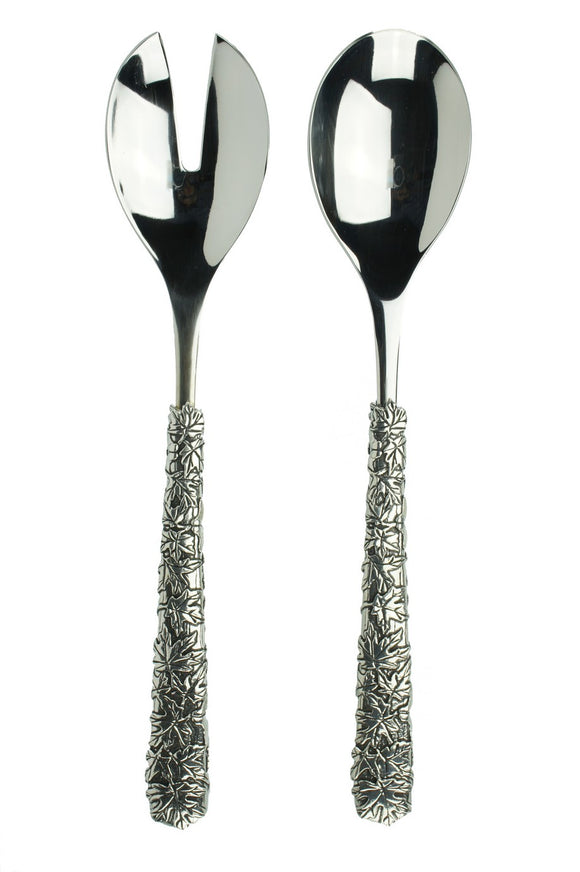 Maple Leaf Salad Servers TA080