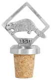 C150 Beaver Wine Cork WC002