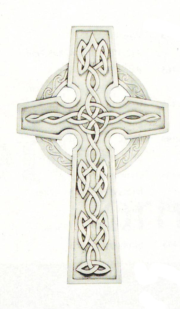 Celtic Cross Figure CR-100