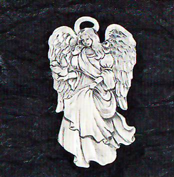 Angel / Bird Keychain  KC-213