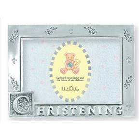 Christening 4X6 Picture Frame