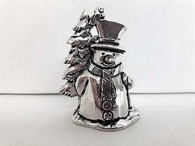 Snowman Figurine Mini MIN006