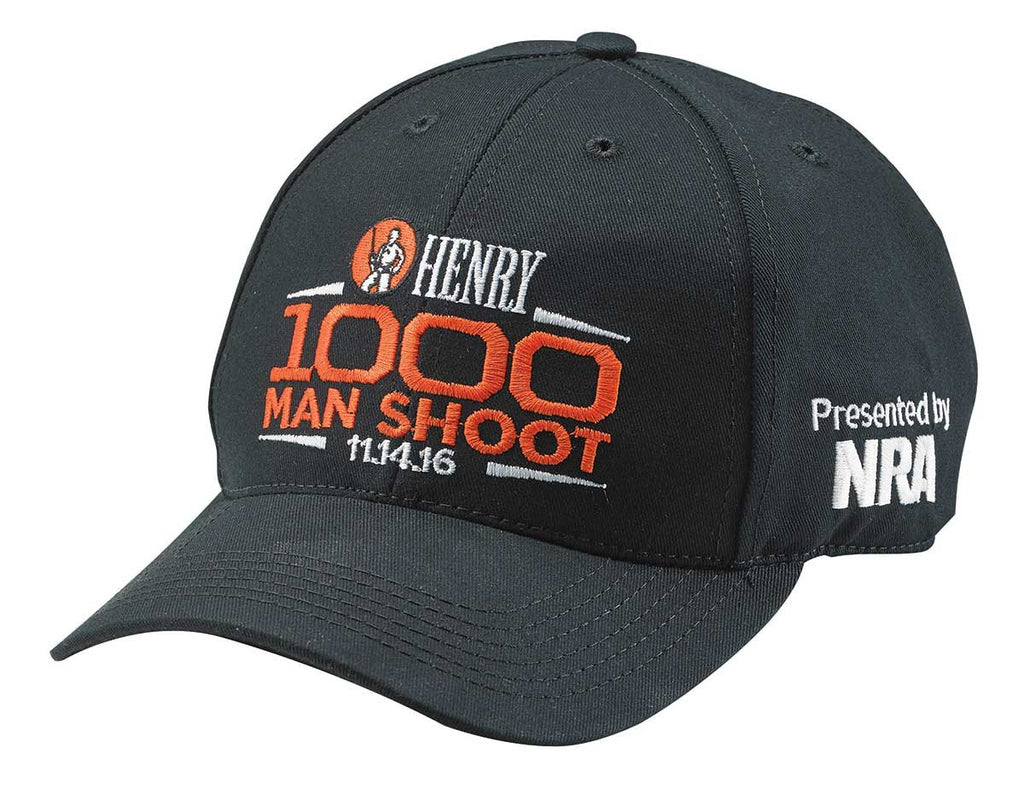 1000 Man Shoot Cap