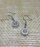 Henry Ammo Earrings