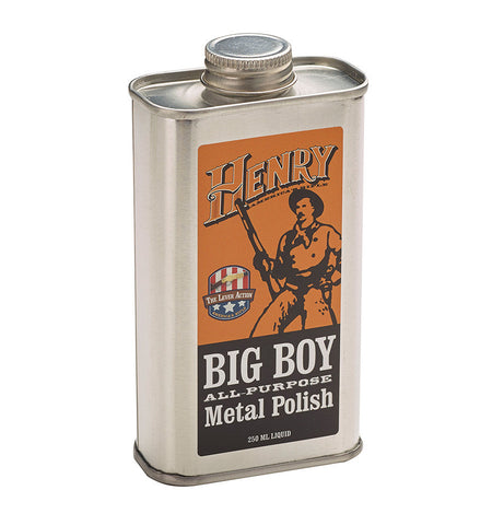 Henry Big Boy Metal Polish