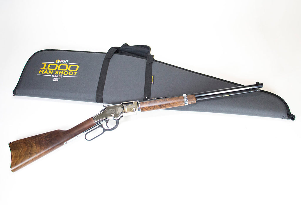 Henry Gun Case 1000-Man Shoot