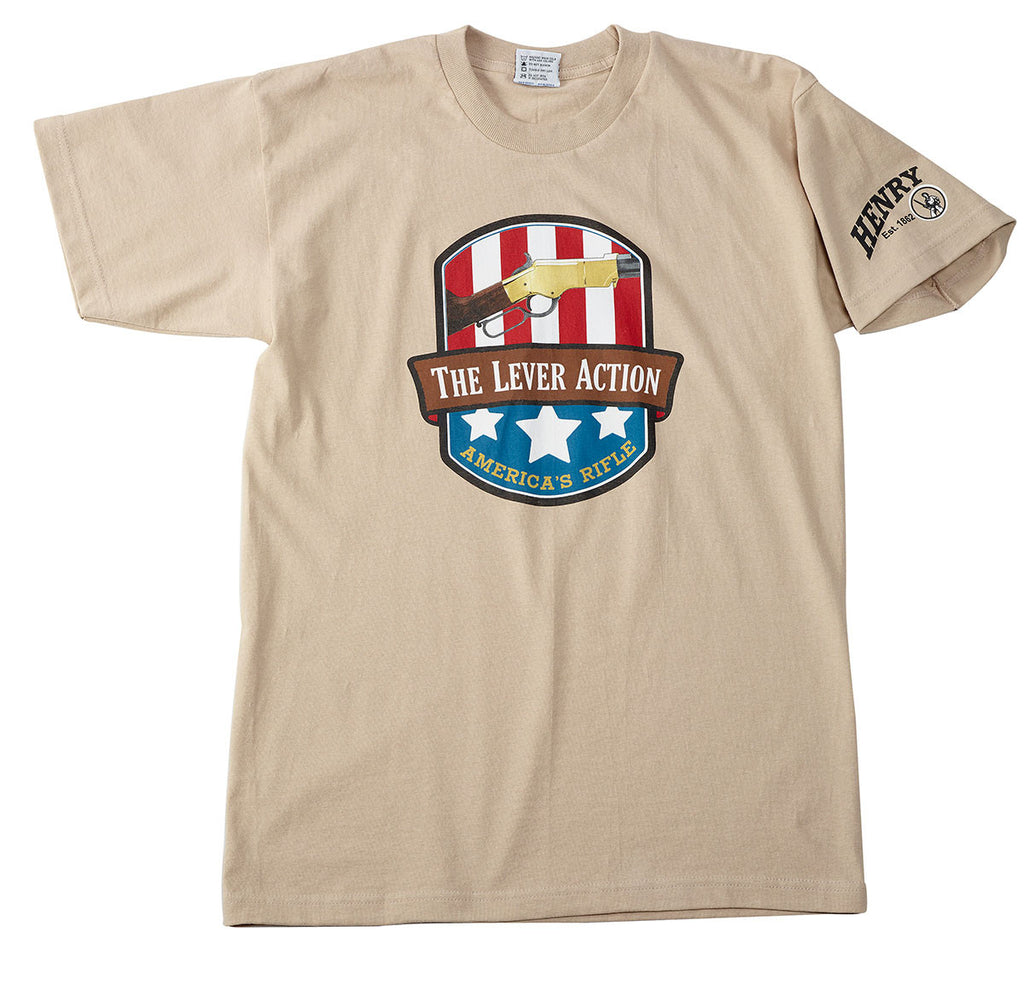 Henry America's Rifle T-Shirt