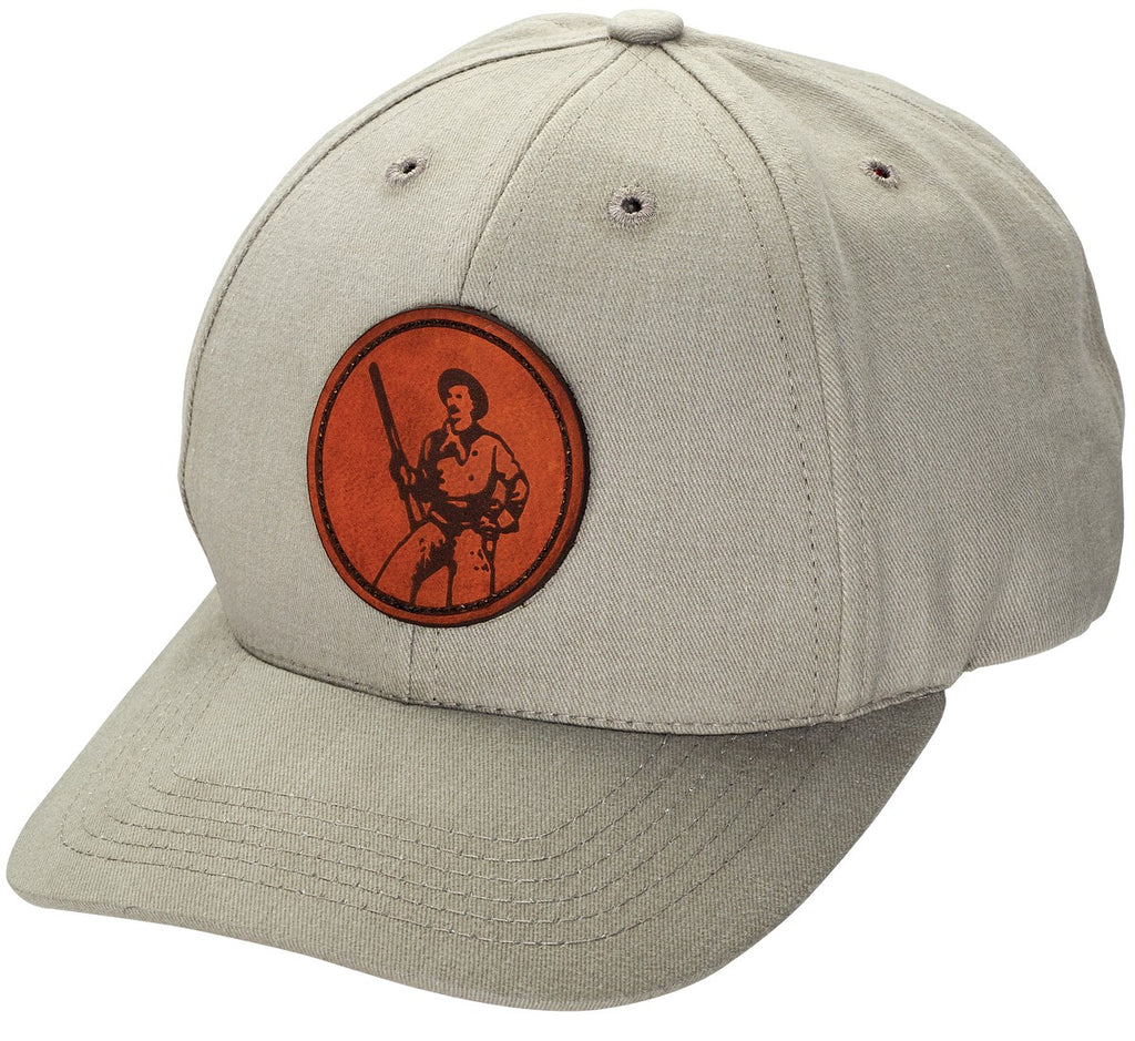 d6fe6294531 Henry Leather Patch Logo Cap – Henry Pride LLC