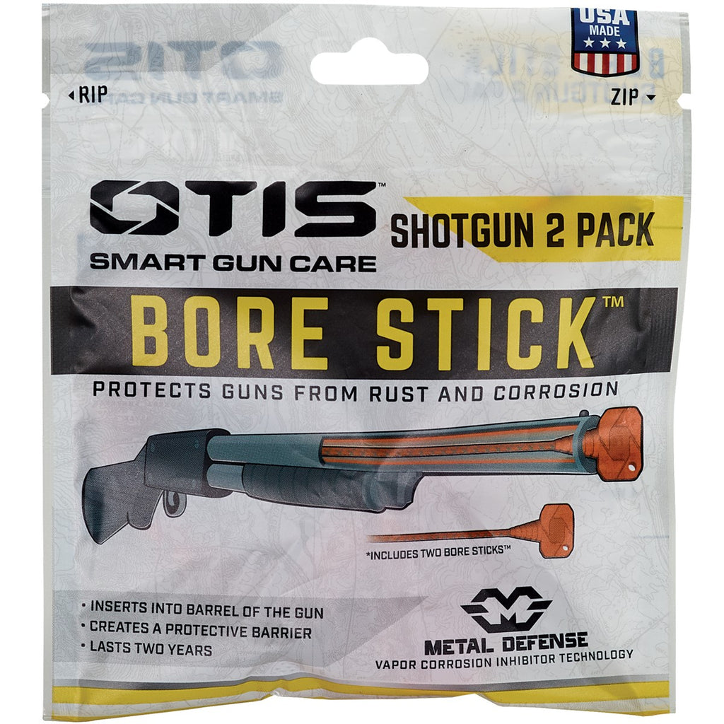 Metal Defense Shotgun Bore Stick