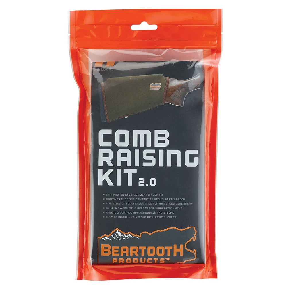 Beartooth Stock Comb Raising Kits (Rifle, Shotgun and Universal)