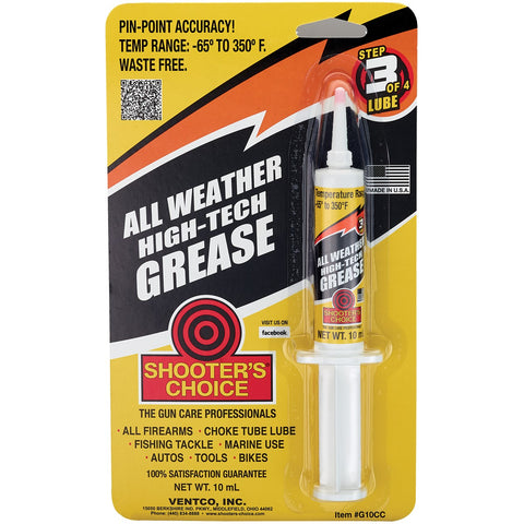 Synthetic All-Weather High-Tech Grease