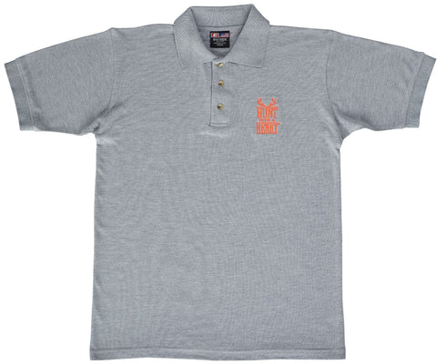 Hunt With A Henry Dark Ash Polo