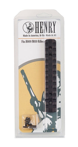 Henry EGW Picatinny Rail (H009, H010, H018-410R, H018-410AH and H024 Series)