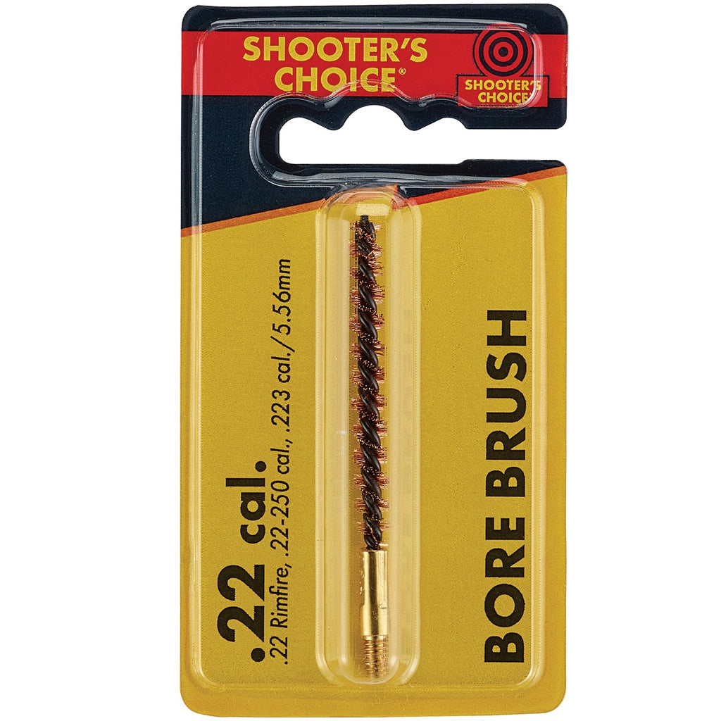 ".22cal 3"" Bronze Bore Brush"