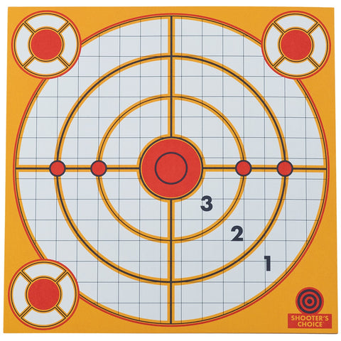 Shooter's Choice Range Targets
