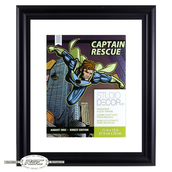 Comic Book & Magazine Display Float Frame