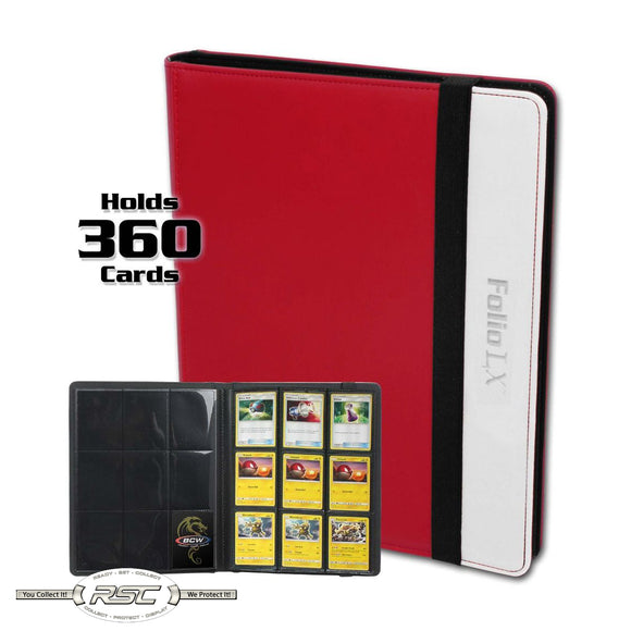 Pro-Folio LX w/9-Pocket Pages