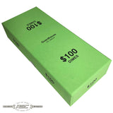 Coin Roll Box for Dimes (Green)