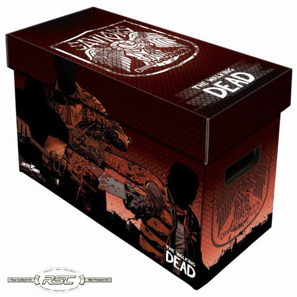 The Walking Dead Saviors Short Art Comic Box - Case of 10