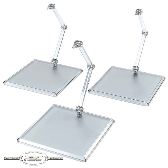 The Simple Stand for Figurines & Models - Pack of 3