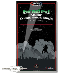 Archivals Graded Comics 2-Mil Mylar Comic Bags