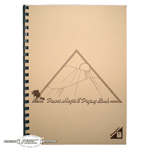 Desert Magic II Drying Book for Large Stamps